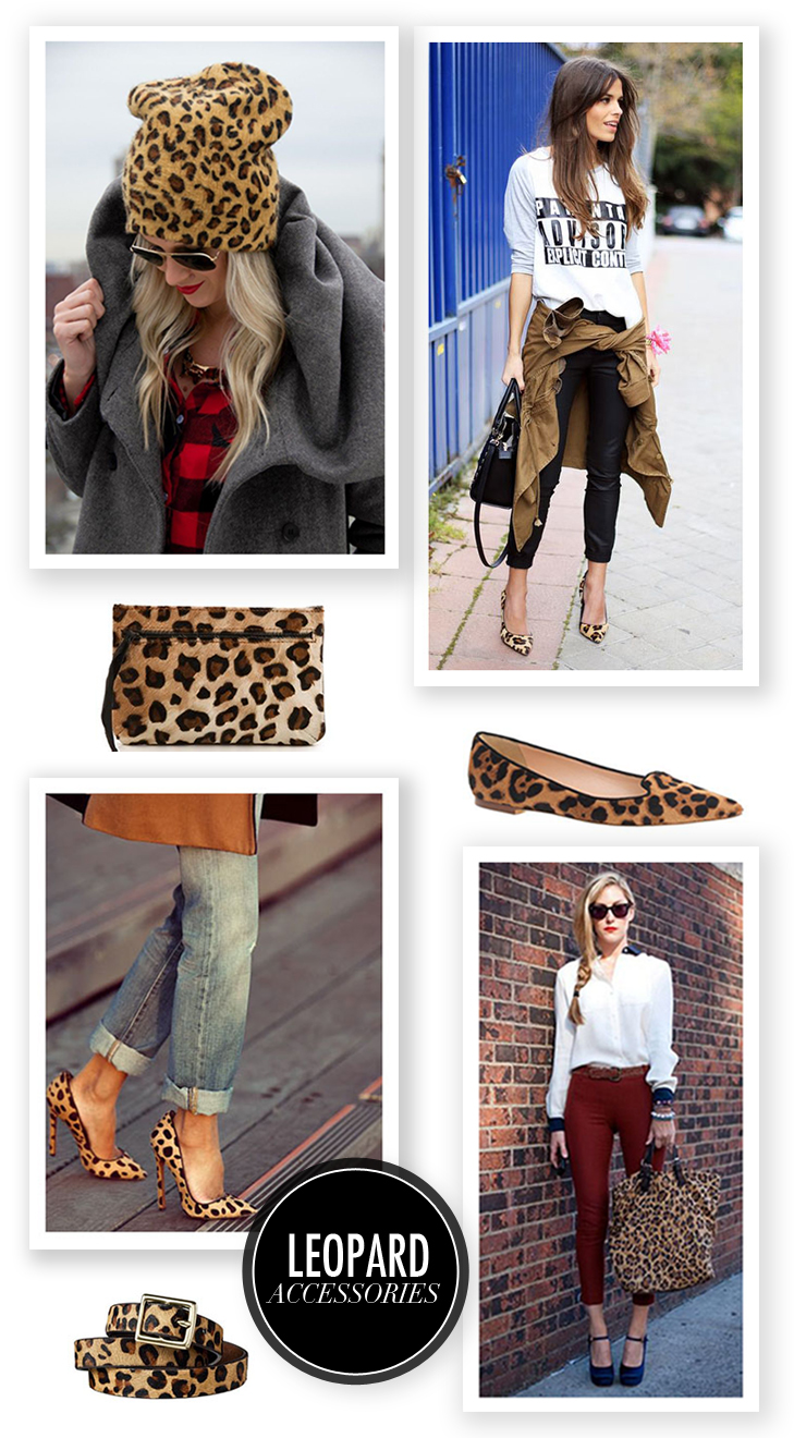 Leopard Accessories, How to Style Leopard, Leopard, Cheetah