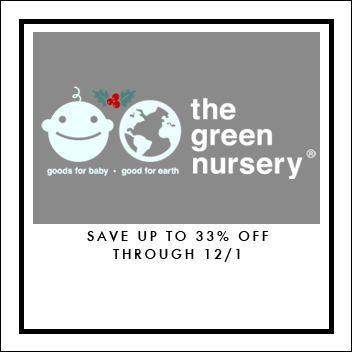 The Green Nursery Black Friday Promo