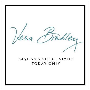 Vera Bradley Black Friday Sale