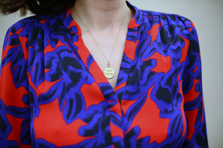 DvF, Dress as Top, Diane von Furstenberg