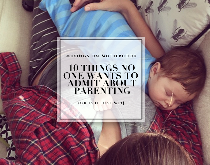 musings on motherhood, parenting