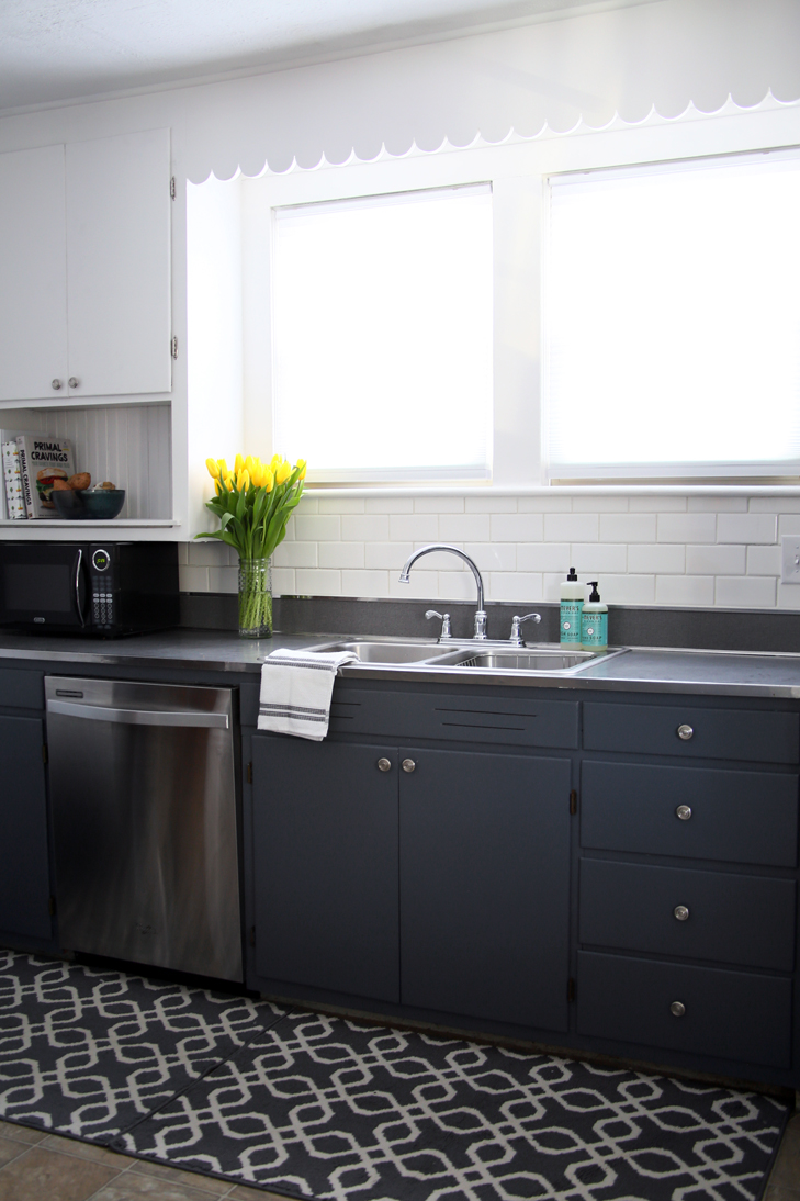 Retro Kitchen Renovation My Home Weekend Kitchen Renovation On What I Wore