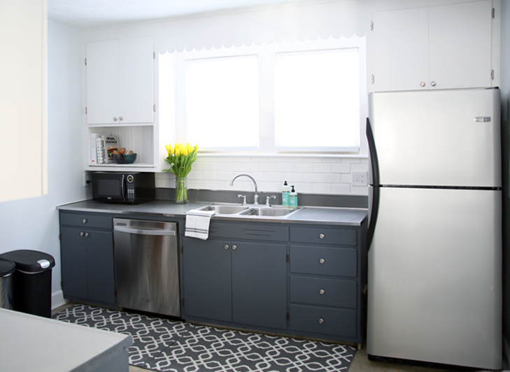 My Home Weekend Kitchen Renovation On What I Wore