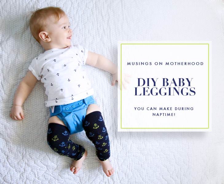 DIY baby leggings, Baby Leggings