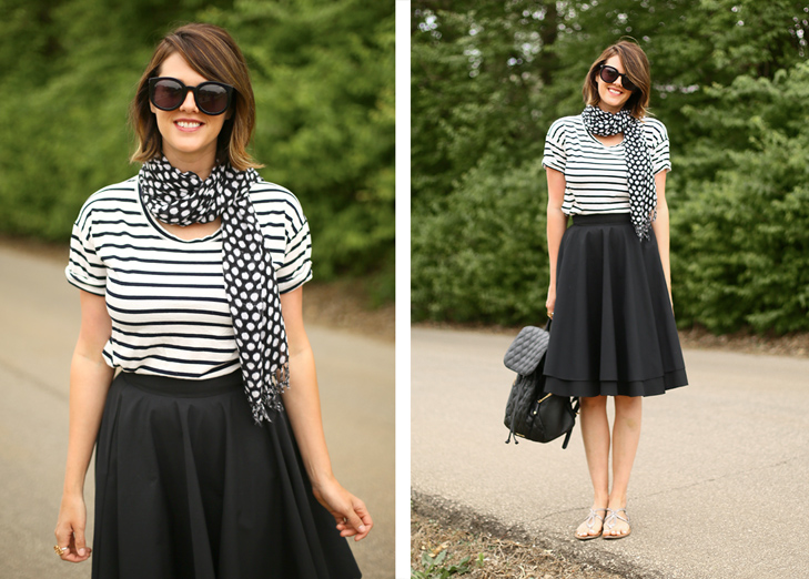 How to Wear Stripes