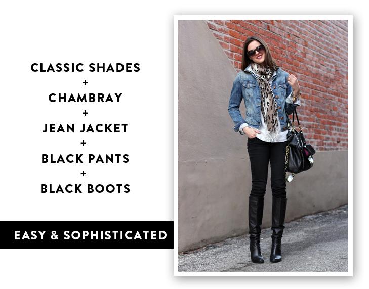 Easy Outfit Idea, Casual Outfit Idea