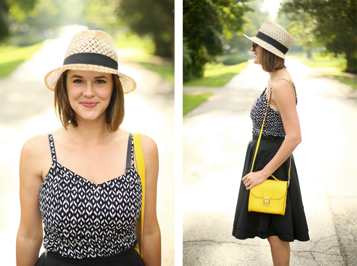 Summer Outfit, Summer Outfit Idea, Jessica Quirk, What I Wore