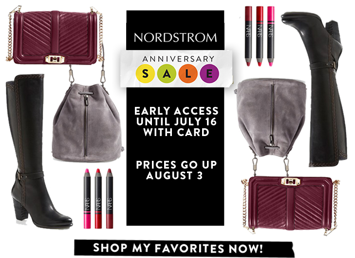 Top Picks at the Nordstrom Anniversary Sale 2015