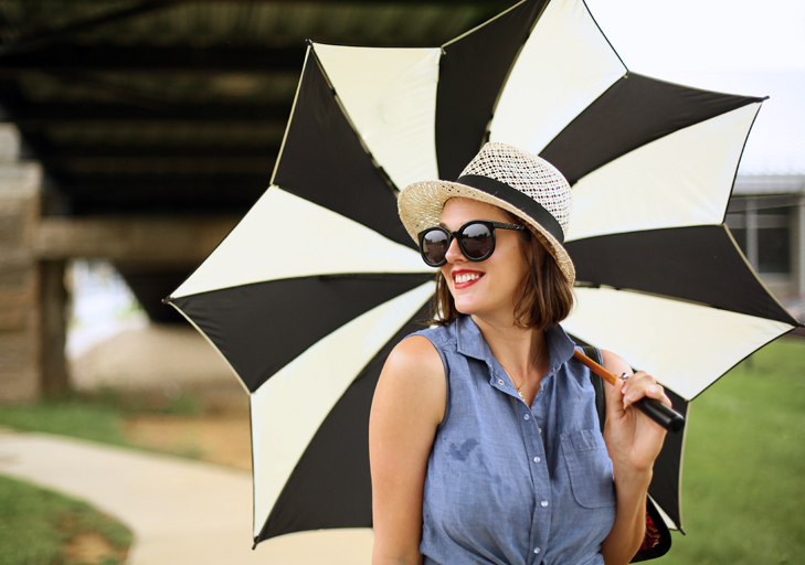 Rainy Day Style, Cute Umbrella, Summer Rain Outfit