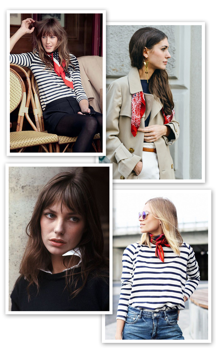 French Casual, French Style, Breton Sweater