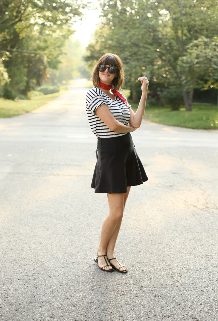 Gamine, French Chic, How to Dress like a French Girl
