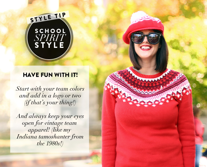 Indiana University Homecoming, IU Homecoming, Homecoming Outfit Idea, Sample Gates