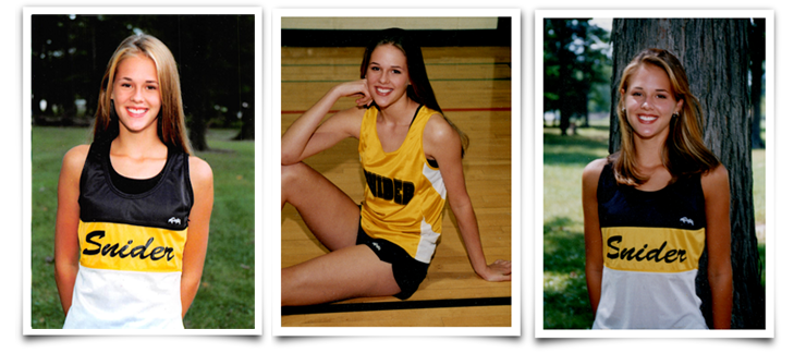 Jessica Quirk Cross Country and Track