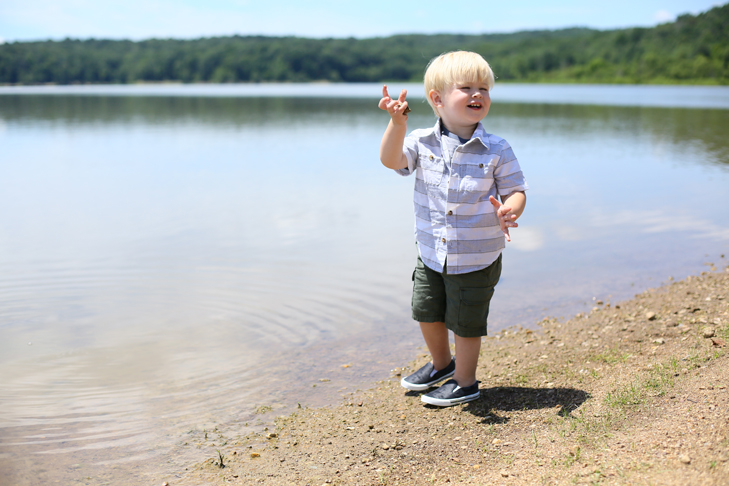 Toddler Boy Outfit, Old Navy, Lake Monroe