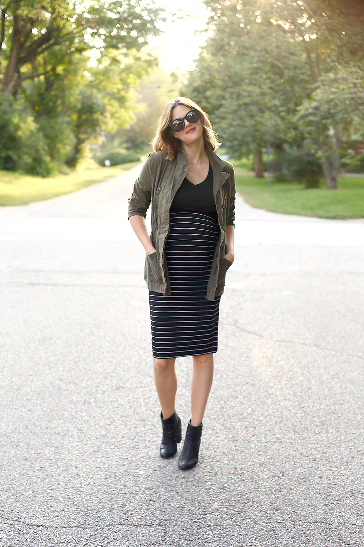 Fall Maternity Outfit, Maternity Style, Dress the Bump, Non Maternity Clothes for Pregnancy, Pregnancy Style
