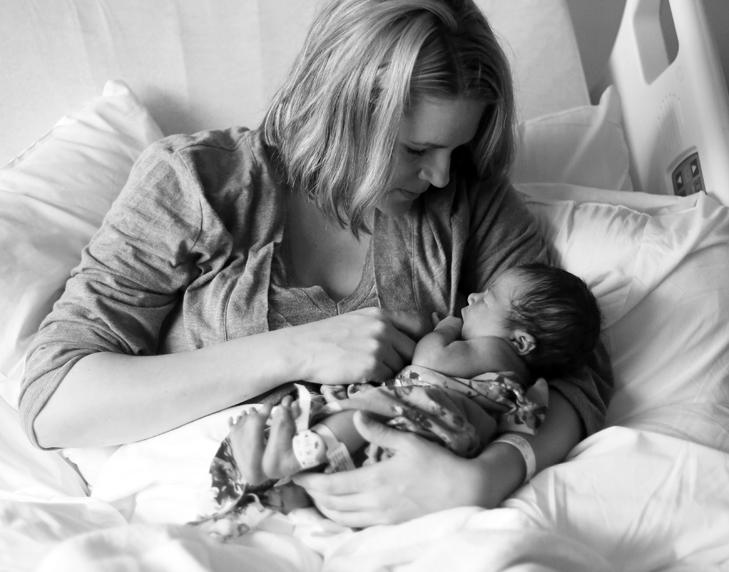 Birth Story, Beatrix Birth Story, VBAC success