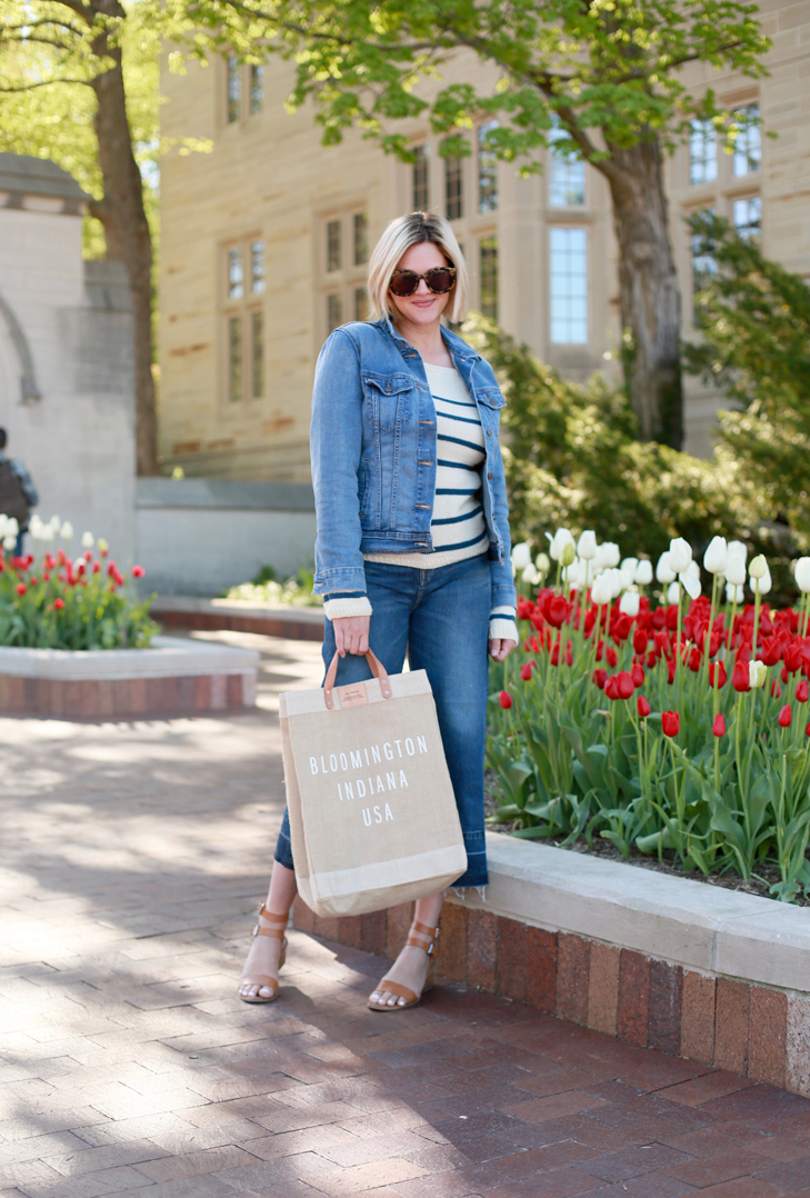 Sample Gates, IU, Kirkwood, Weekend outfit