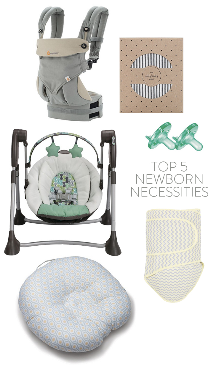 Top Items for a Newborn, Newborn Necessities