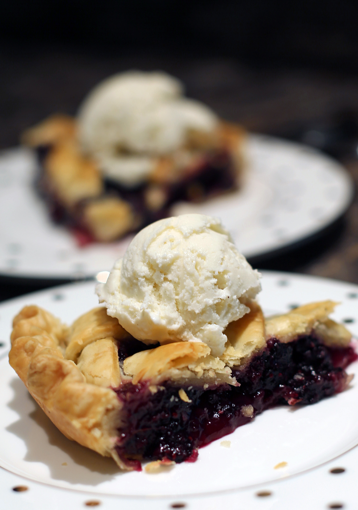 Mulberry Pie Recipe, Homemade Mulberry Pie, Simple Mulberry Pie