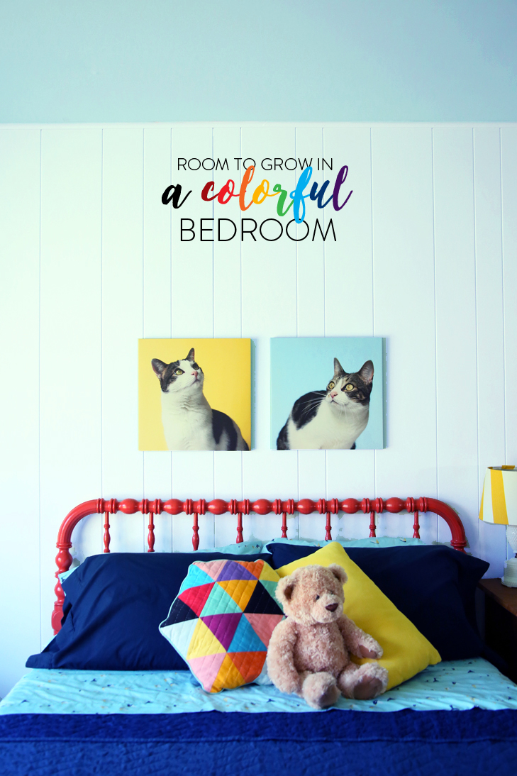 colorful kids room rainbow kids room boys room colorful room dark blue - Colorful Boys Room