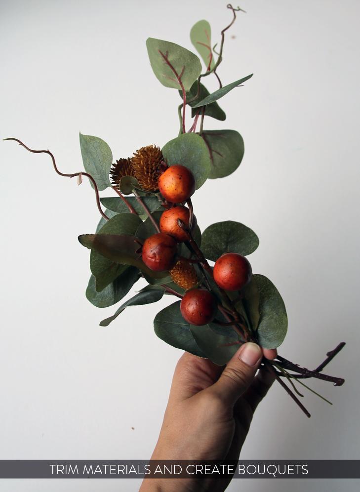 Autumn Wreath, Harvest Wreath, Wreath DIY
