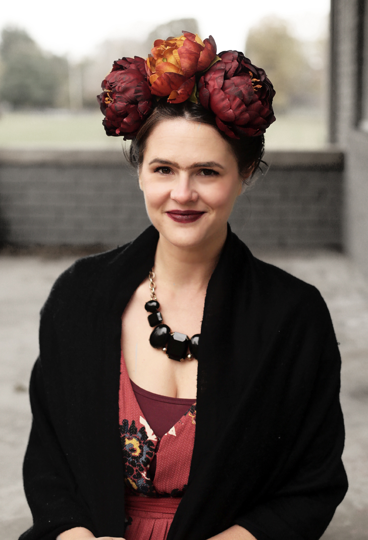 Last Minute Halloween Idea, Frida Kahlo Costume