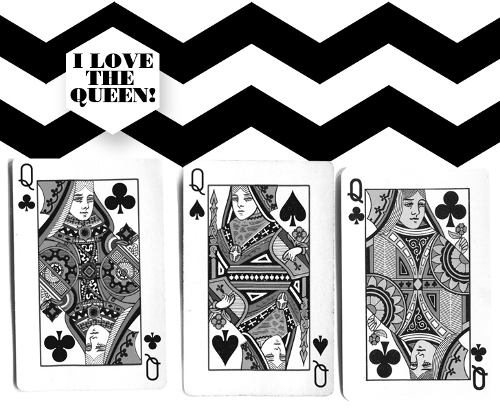 Queen of Clubs, Jessica Quirk, Queen Card,