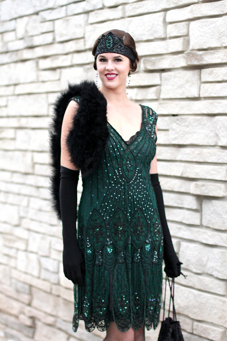 Jessica Quirk, 1920s Birthday Party, Goodbye to the Roaring Twenties 30th Birthday, Jessica Quirk 30, Great Gatsby Costume, Roaring 20s Costume, twenties costume, 1920, Style Blogger, Fashion Blogger, 1920s Costume, Jessica Quirk Birthday, 12-21-12