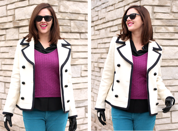 Jessica Quirk of What I Wore, Fashion Blogger, Personal Style Blogger