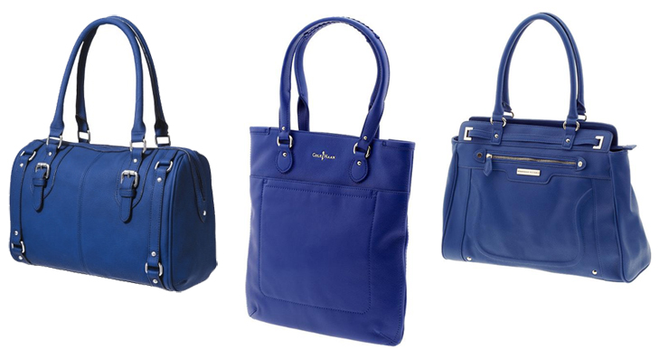 Tagged: Cobalt Handbags Purses Jessica Quirk What I Wore