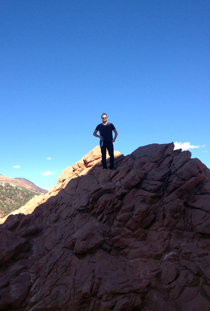 What i wore garden of the gods on what i wore for Garden of the gods hiking trails