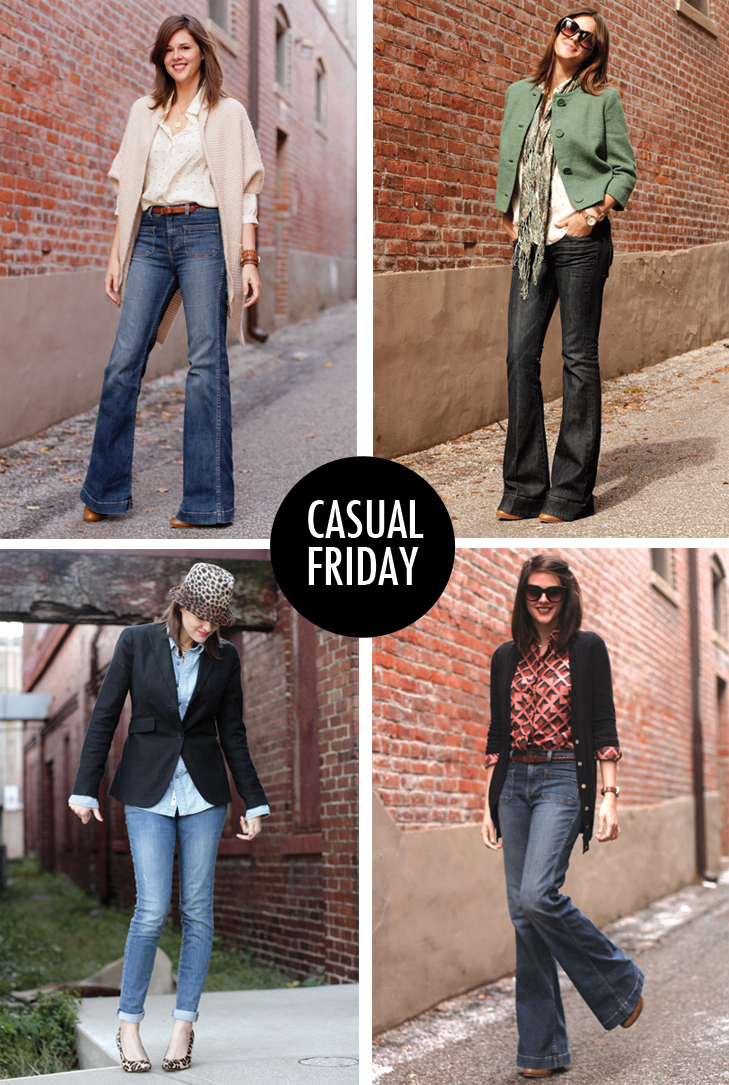 What I Wore Round Up Casual Friday on What I Wore