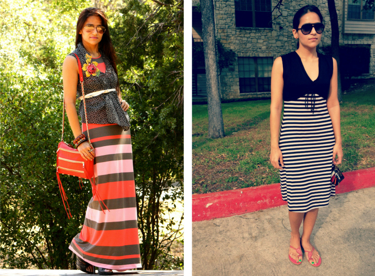 What We Wore Stripes Challenge