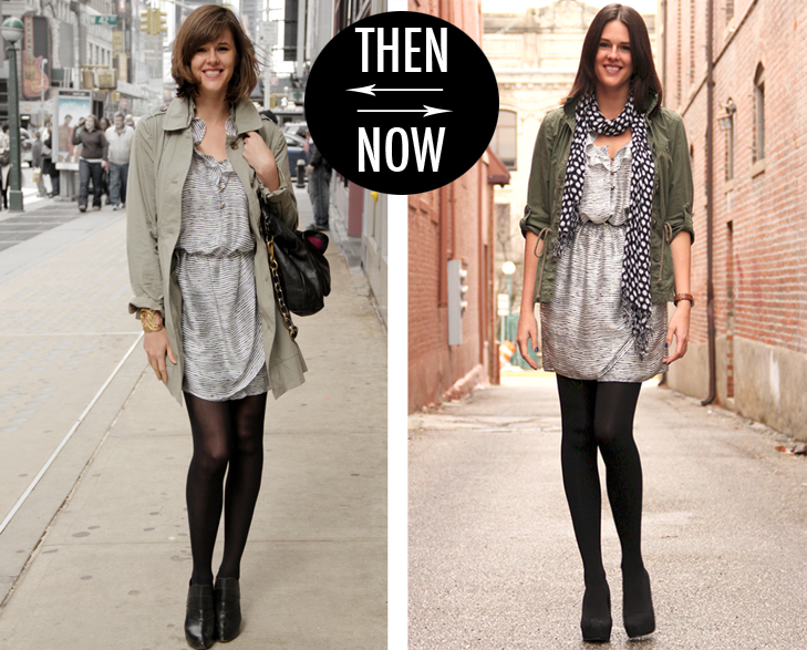 What I Wore Over And Over On What I Wore