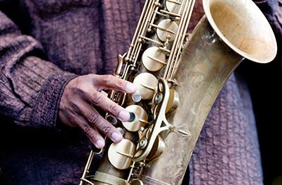 Louisiana Jazz Hands