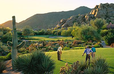 Scottsdale Dream Golf Getaway