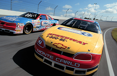 Tires, Track and NASCAR
