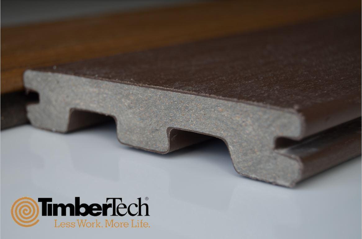 TimberTech vs Trex - TimberTech composite decking board