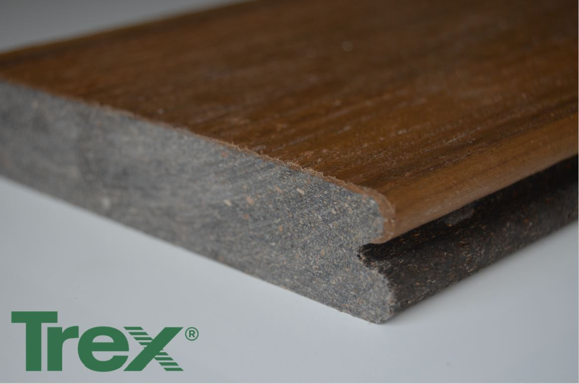 TimberTech vs Trex - Trex composite decking board