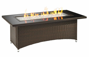 Montego Fire Table