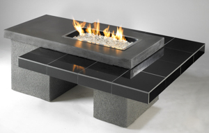 Uptwon Fire Table