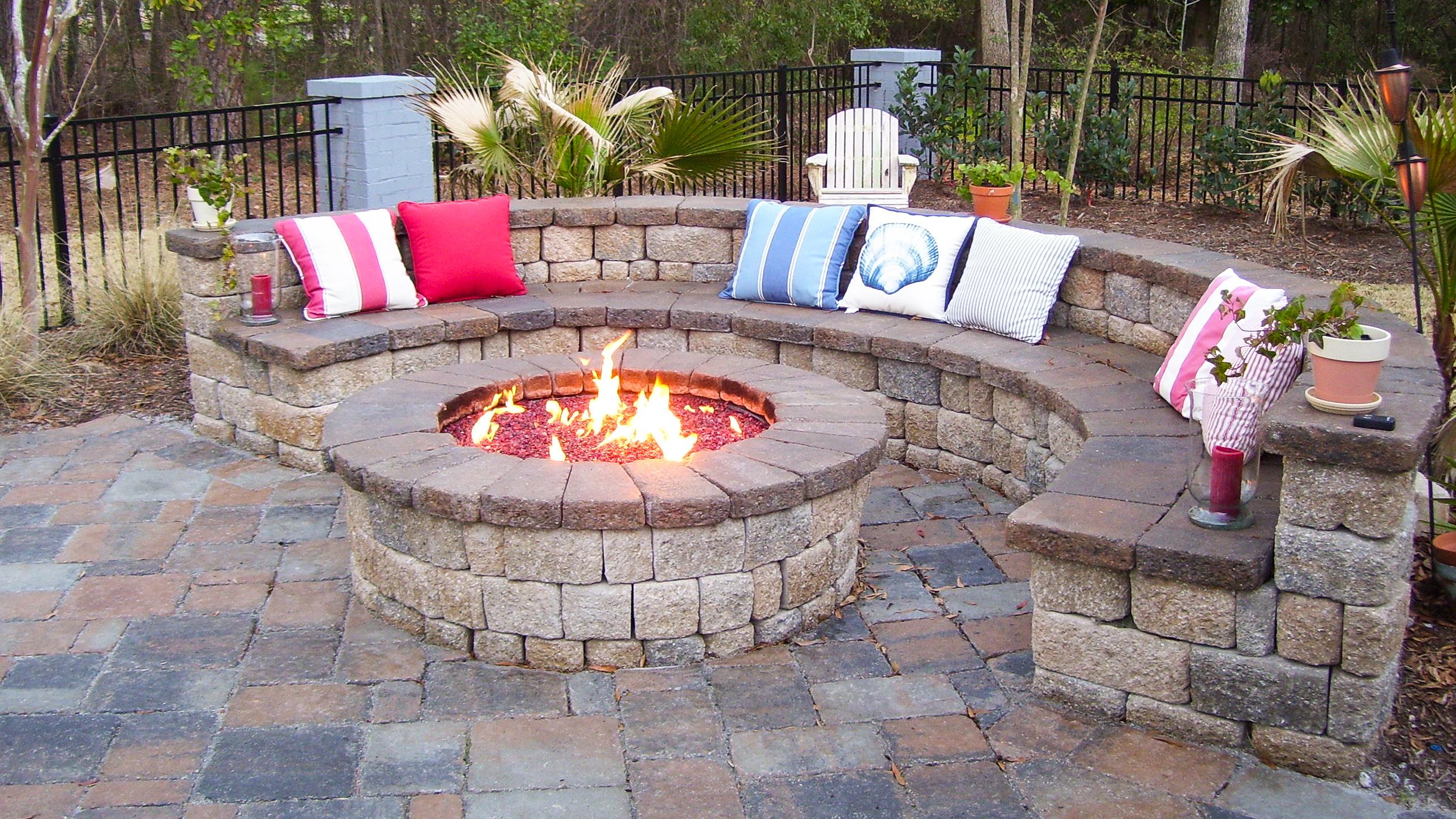 3 Easy Diy Fire Pit Ideas Woodlanddirect Com