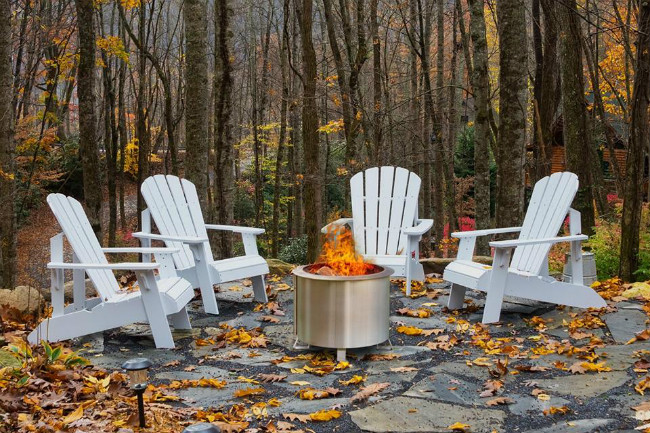 Breeo Portable Fire Pit