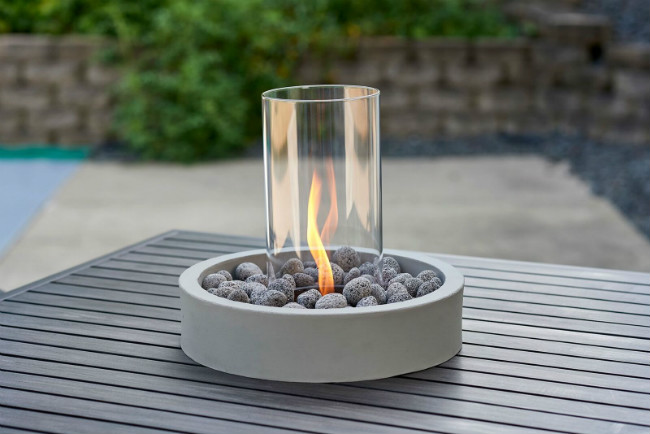Tabletop Intrigue Fire Pit