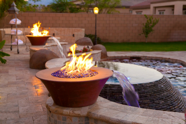 Is It Safe To Use A Fire Pit Under A Covered Patio