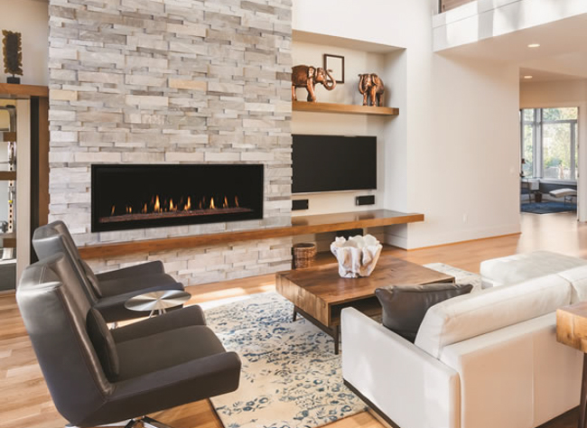 Direct Vent vs Ventless Gas Fireplaces | WoodlandDirect.com