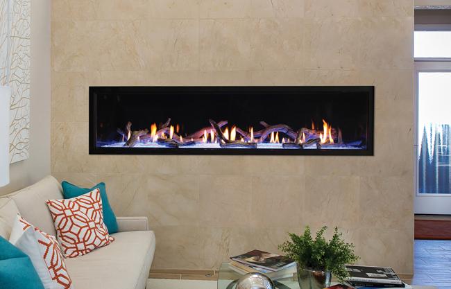 Boulevard Gas Fireplace