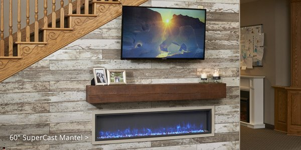 TOGR Mantel Shelf