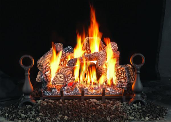 Napoleon Fiberglow Gas Logs
