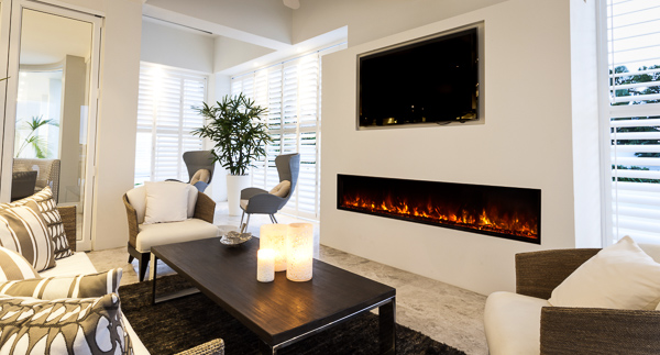 Modern Flames Fireplace